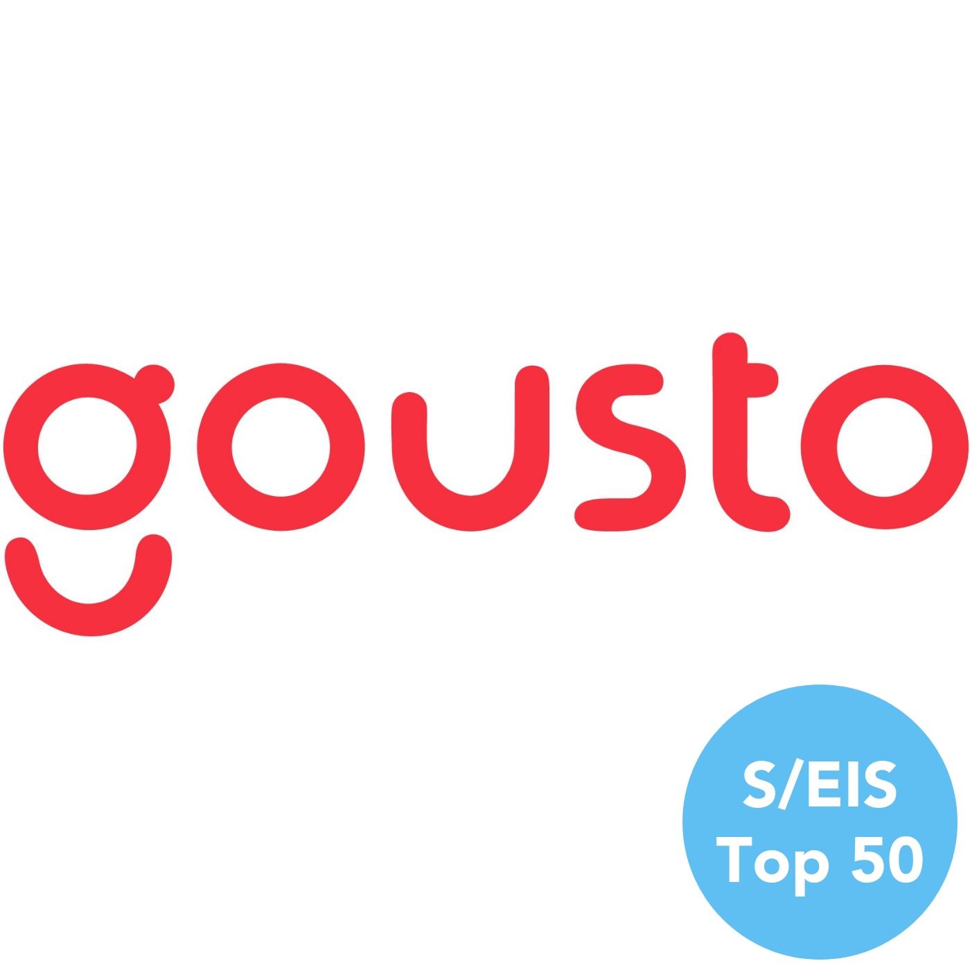 Gousto | S/EIS Top 50