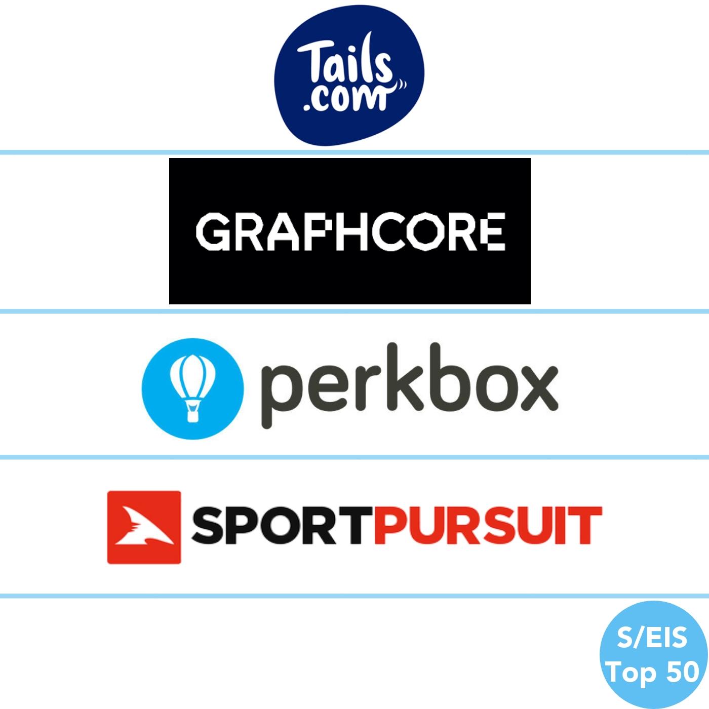 Four Top Tech Startups   S/EIS Top 50